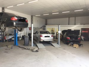 Автосервиз БМВ BMW Пловдив